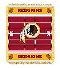 Washington Redskins Baby Jacquard Field Throw