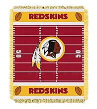 Washington Redskins Baby Jacquard Field Throw