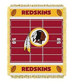 NFL® Washington Redskins Baby Jacquard Field Throw