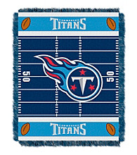 Tennessee Titans Baby Jacquard Field Throw