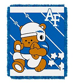 U.S. Air Force Academy Baby Jacquard Fullback Throw