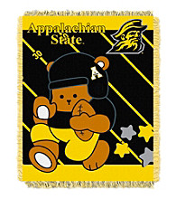 Appalachian State University Baby Jacquard Fullback Throw