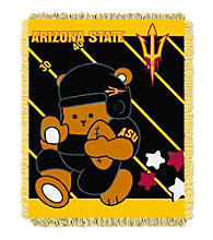Arizona State University Baby Jacquard Fullback Throw