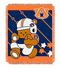 Auburn University Baby Jacquard Fullback Throw