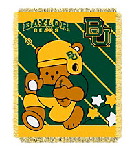 Baylor University Baby Jacquard Fullback Throw