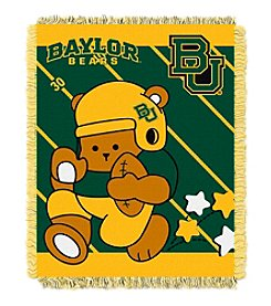 NCAA® Baylor University Baby Jacquard Fullback Throw