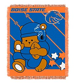 NCAA® Boise State University Baby Jacquard Fullback Throw