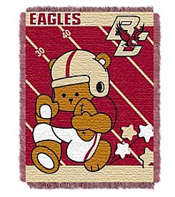 NCAA® Boston College Baby Jacquard Fullback Throw
