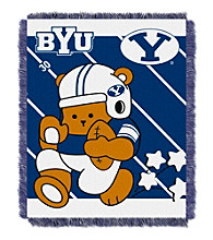 Brigham Young University Baby Jacquard Fullback Throw