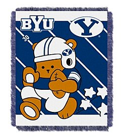 NCAA® Brigham Young University Baby Jacquard Fullback Throw