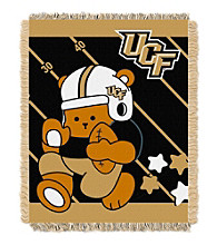 University of Central Florida Baby Jacquard Fullback Throw
