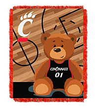 University of Cincinnati Baby Jacquard Fullback Throw