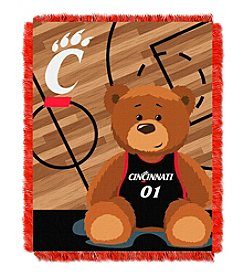 NCAA® University of Cincinnati Baby Jacquard Fullback Throw