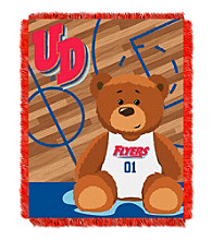 University of Dayton Baby Jacquard Fullback Throw
