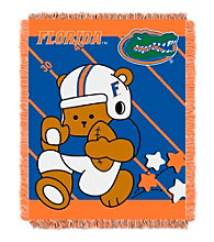 University of Florida Baby Jacquard Fullback Throw