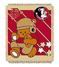 Florida State University Baby Jacquard Fullback Throw