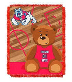 NCAA® Fresno State University Baby Jacquard Fullback Throw