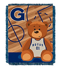 Georgetown University Baby Jacquard Fullback Throw