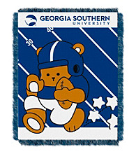 Georgia Southern University Baby Jacquard Fullback Throw