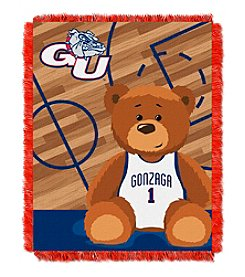 NCAA® Gonzaga University Baby Jacquard Fullback Throw