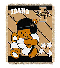 University of Idaho Baby Jacquard Fullback Throw