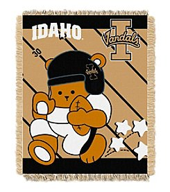 NCAA® University of Idaho Baby Jacquard Fullback Throw