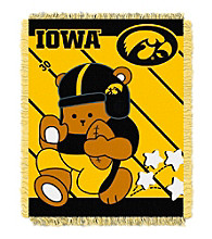 University of Iowa Baby Jacquard Fullback Throw