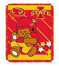 Iowa State University Baby Jacquard Fullback Throw