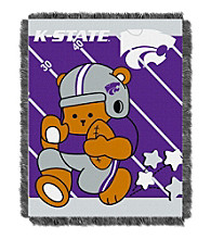 Kansas State University Baby Jacquard Fullback Throw