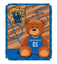 University of Kentucky Baby Jacquard Fullback Throw