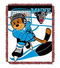University of Maine Baby Jacquard Fullback Throw