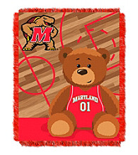 Maryland University Baby Jacquard Fullback Throw