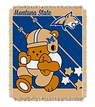 Montana State University Baby Jacquard Fullback Throw