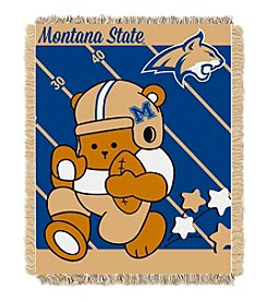 NCAA® Montana State University Baby Jacquard Fullback Throw