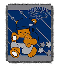 University of Nevada-Reno Baby Jacquard Fullback Throw