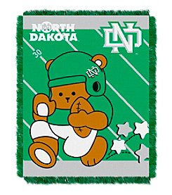 NCAA® University of North Dakota Baby Jacquard Fullback Throw