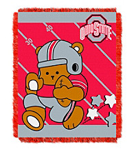Ohio State Baby Jacquard Fullback Throw