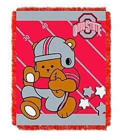 NCAA® Ohio State Baby Jacquard Fullback Throw