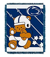 Penn State Baby Jacquard Fullback Throw