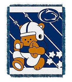 NCAA® Penn State University Baby Jacquard Fullback Throw