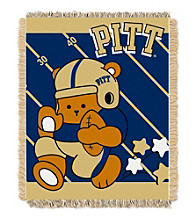 University of Pittsburgh Baby Jacquard Fullback Throw