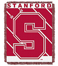 Stanford University Baby Jacquard Fullback Throw