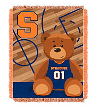 Syracuse University Baby Jacquard Fullback Throw