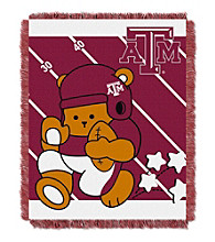 Texas A&M University Baby Jacquard Fullback Throw