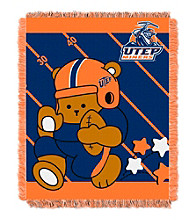 University of Texas - El Paso Baby Jacquard Fullback Throw