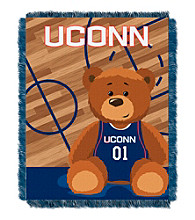 University of Connecticut Baby Jacquard Fullback Throw