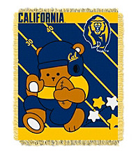 University of California-Berkeley Baby Jacquard Fullback Throw