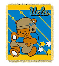 UCLA Baby Jacquard Fullback Throw