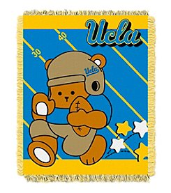 NCAA® UCLA Baby Jacquard Fullback Throw