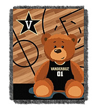 Vanderbilt University Baby Jacquard Fullback Throw